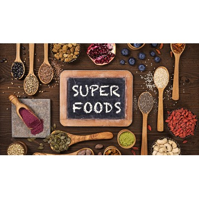 10 Superfoods που Βελτιώνουν την Υγεία