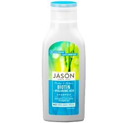 Σαμπουάν με Βιοτίνη & Υαλουρονικό Οξύ για Επανόρθωση & Ενδυνάμωση (473 ml) JĀSÖN