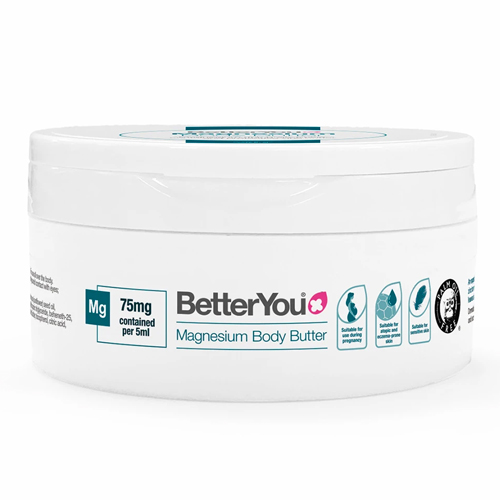 Body Butter με Μαγνήσιο (200ml) Better You