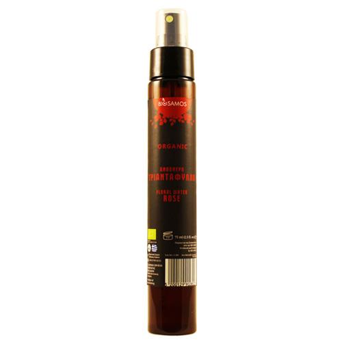 Ανθόνερο Τριαντάφυλλο / Ροδόνερο (75ml) BioSamos