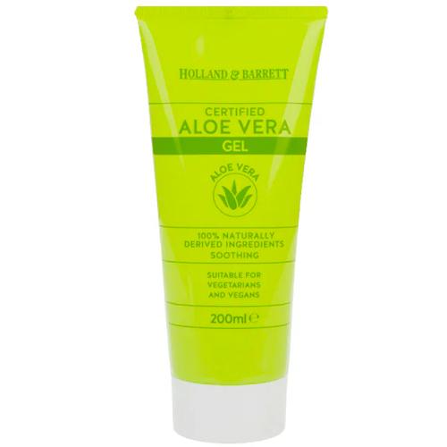 Τζελ Αλόης 'Aloe Vera' 99.9% Βιοενεργό (200ml) Holland & Barrett