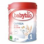 Βρεφική Φόρμουλα από Κατσικίσιο Γάλα 'Caprea 1' για +0μ + ΔΩΡΟ Tote Bag (800γρ) Babybio