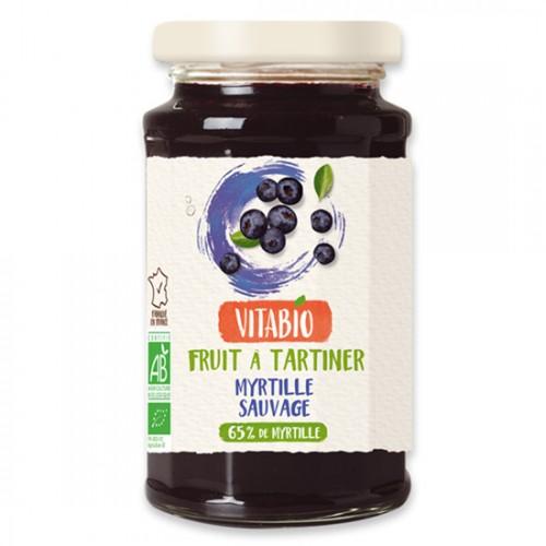 Επάλειμμα Μύρτιλο - Χωρίς Πρσθήκη Ζάχαρης (290γρ) Vitabio