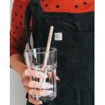 Καλαμάκι από Βιολογικό Μπαμπού + ΔΩΡΟ Έξτρα Καλαμάκι + Θήκη + Βουρτσάκι (4τμχ) Jungle Straws