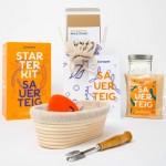 Kit για Παρασκευή Ψωμιού με Προζύμι 'Starter Kit Sourdough' (Fairment)