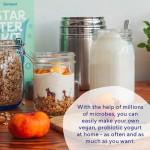 Kit για Παρασκευή Vegan Γιαουρτιού 'Starter Kit Yogurt' (Fairment)