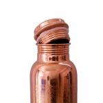 Σκαλιστό Χάλκινο Μπουκάλι Νερού (900ml) Forrest & Love