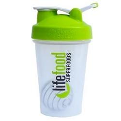 Σέικερ/Μπουκάλι Μπλέντερ Χωρίς BPA (590ml) Lifefood