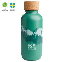 Μπουκάλι Νερού από Ζαχαροκάλαμο 'EcoBottle Forest' (650ml) Smartshake