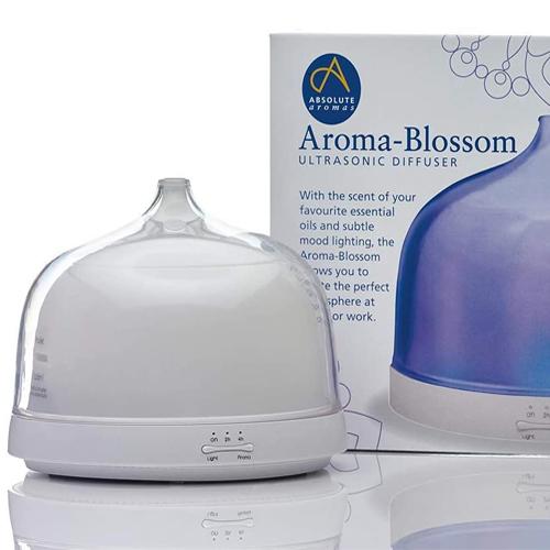 Αρωματιστής Χώρου Υπερήχων με Φωτισμό 'Aroma-Blossom' (1τμχ) Absolute Aromas