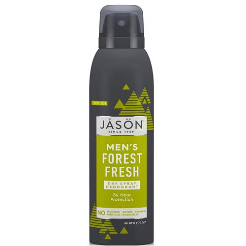 Ανδρικό Αποσμητικό σε Σπρέι 'Φρεσκάδα Δάσους' (90γρ) JĀSÖN