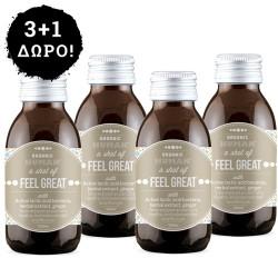 3 + 1 ΔΩΡΟ! Shot με Προβιοτικά & Τζίντζερ (100ml) Organic Human