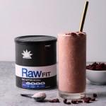 RawFit Βιο-Ενεργά Αμινοξέα BCAAs (200γρ) Amazonia