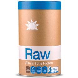 Ωμή Φυτική Πρωτεΐνη για Απώλεια Βάρους 'Slim &Tone' Τριπλή Σοκολάτα (1kg) Amazonia