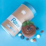 1+1 -18%! Ωμή Φυτική Πρωτεΐνη για Απώλεια Βάρους 'Slim &Tone' Κακάο/Μακαντέμια (1kg) Amazonia