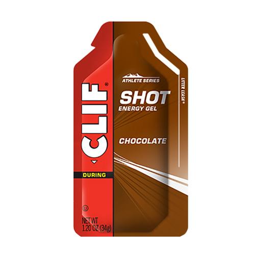 Ενεργειακό Τζελ 'Shot Energy Gel' Σοκολάτα (34γρ) Clif