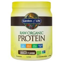 Ωμή Πρωτεΐνη από Φύτρα - Σοκολάτα (498γρ) Garden of Life