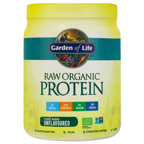 Ωμή Πρωτεΐνη από Φύτρα - Φυσική (426γρ) Garden of Life