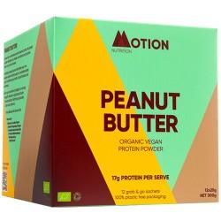 Πρωτεΐνη Φυστικιού 'Peanut Butter Protein Shake' (300γρ) Motion Nutrition