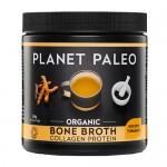 Πρωτεΐνη Ζωμού Οστών 'Bone Broth' με Κουρκουμά & Βότανα - Planet Paleo