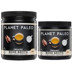 Πρωτεΐνη Ζωμού Οστών 'Bone Broth' Φυσική Γεύση - Planet Paleo