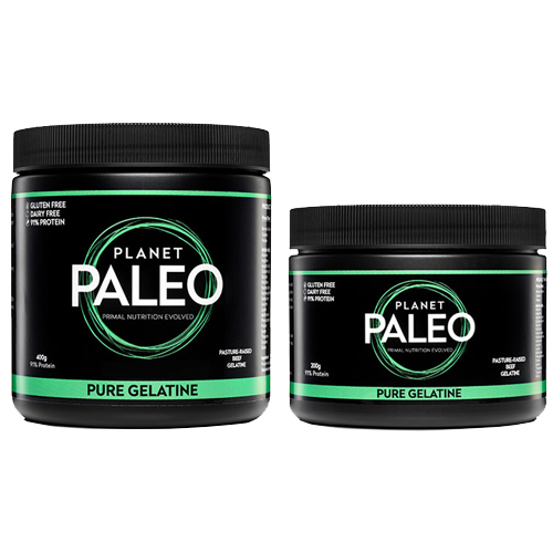 Κολλαγόνο σε Ζελατίνη 'Pure Gelatine' - Planet Paleo