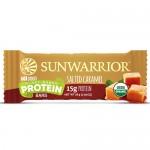 Μπάρα Πρωτεΐνης Sunwarrior με Αλατισμένη Καραμέλα (58γρ) Sunwarrior