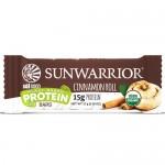 Μπάρα Πρωτεΐνης Sunwarrior με Κανέλα (57γρ) Sunwarrior