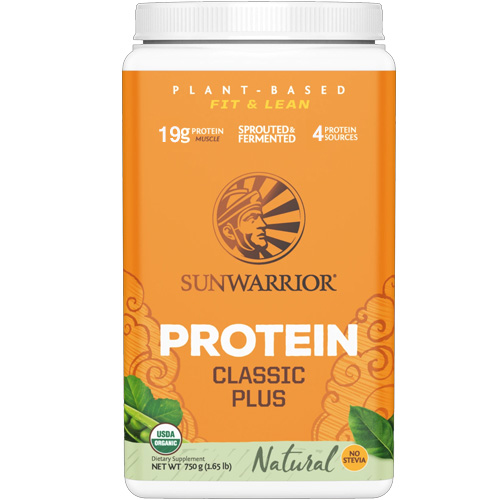 Πρωτεΐνη 'Classic Plus' Φυσική (750γρ) Sunwarrior