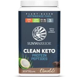 Πρωτεΐνη για Keto Διατροφή 'Clean Keto' - Σοκολάτα (720γρ) Sunwarrior