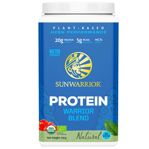 Πρωτεΐνη 'Warrior Blend' Φυσική (750γρ) Sunwarrior