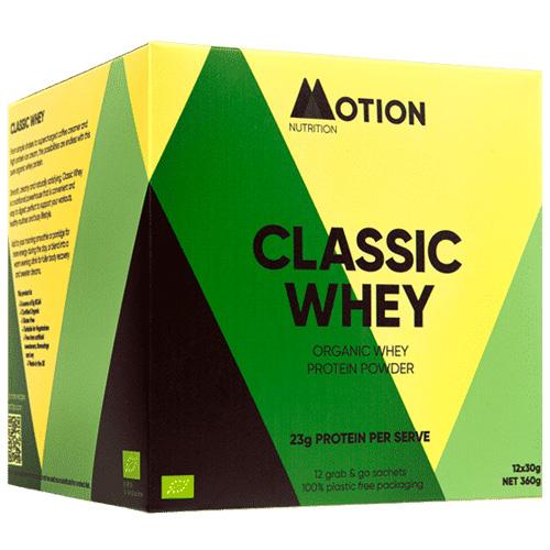 Πρωτεΐνη Ορού Γάλακτος 'Whey' Grass-fed (360γρ) Motion Nutrition