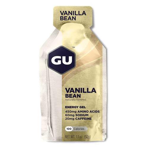 GU Ενεργειακό Τζελ 'Βανίλια' με 20mg Καφεΐνη (32γρ) GU