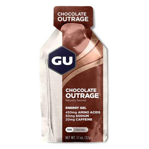 GU Ενεργειακό Τζελ 'Σοκολάτα' με 20mg Καφεΐνη (32γρ) GU