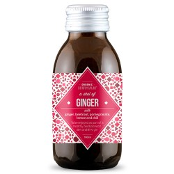 Shot με Τζίντζερ και Superfoods 'Ginger Shot' (100ml) Organic Human