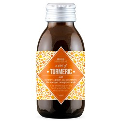 Shot με Κουρκουμά και Superfoods 'Turmeric Shot' (100ml) Organic Human