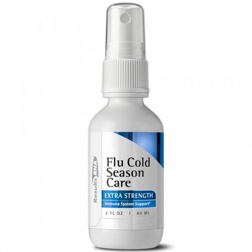 Φόρμουλα κατά της Γρίπης 'Flu Cold Season Care - Extra Strength' (60ml) Results RNA