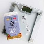 Γεύμα για Διαχείριση Βάρους με Superfoods & Προβιοτικά 'Lean Meal' - Αλατισμένη Καραμέλα (720γρ) Sunwarrior