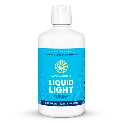 Φουλβικό Οξύ με Ιχνοστοιχεία 'Liquid Light' Fulvic Acid Complex  (946ml) Sunwarrior