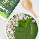 Πράσινες Υπερτροφές & Χυμοί 'Ormus Supergreens' με 2 Δις Προβιοτικά (225γρ) Sunwarrior
