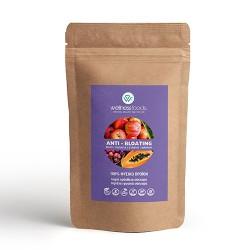 'Anti Bloating' Μείγμα με Μήλο, Παπάγια, Σταφύλι κ' Μάραθο (150γρ) Wellness Foods