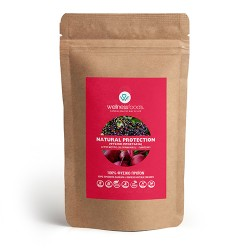 'Natural Protection' Μείγμα με Elderberry κ' Παντζάρι (150γρ) Wellness Foods