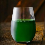 Υγρή Χλωροφύλλη για Αποτοξίνωση 'ChloropHeal' (120ml) Alkaline Care