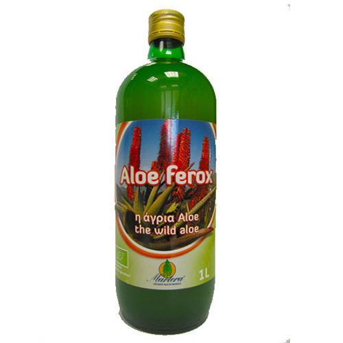100% Χυμός Αλόης 'Aloe Ferox' (1λτ) Martera