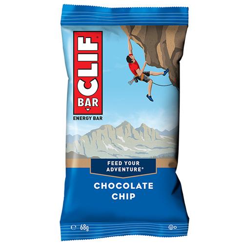 Clif Bar Ενεργειακή Μπάρα 'Κομμάτια Σοκολάτας' (68γρ) Clif Bar