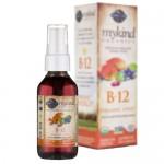 Vegan Βιταμίνη Β12 σε Σπρέι από Βιολογικά Τρόφιμα (58ml) Garden of Life
