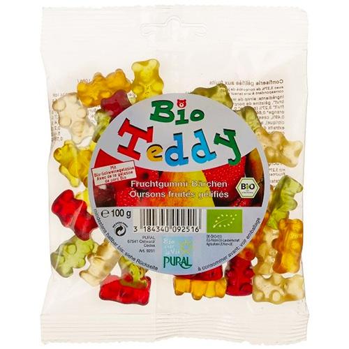 Ζελεδάκια Φρούτων (100γρ) Pural