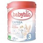Βρεφική Φόρμουλα από Κατσικίσιο Γάλα 'Caprea 3' για +10μ + ΔΩΡΟ Tote Bag (800γρ) Babybio
