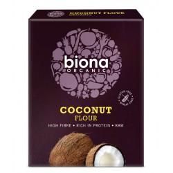 Αλεύρι Καρύδας Ωμό (500γρ) Biona