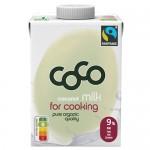 Γάλα Καρύδας για Μαγειρική 9% Λιπαρά (500ml) Dr. Martins